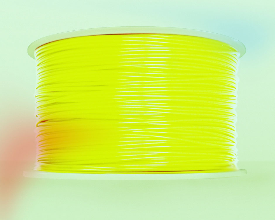 Luminous Yellow PLA