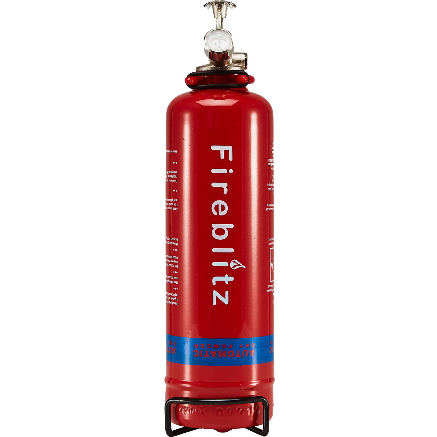 Fully Automatic Fire Extinguisher
