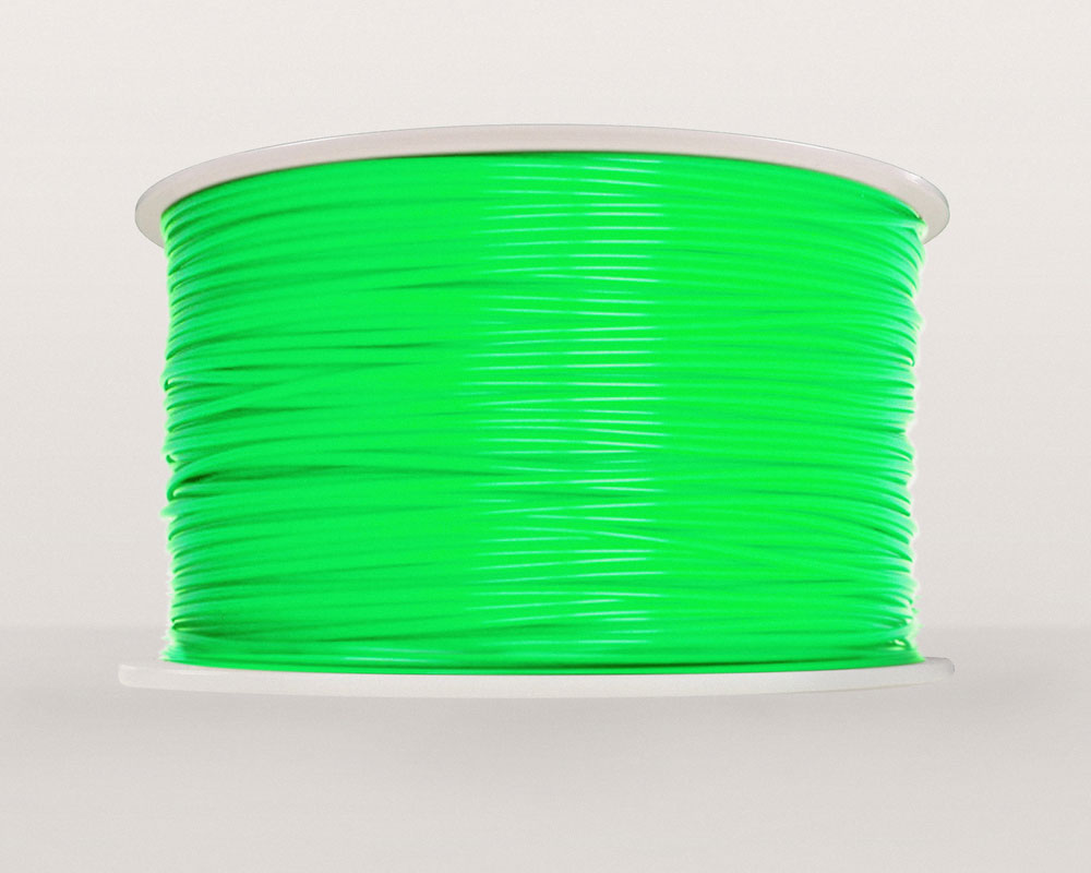 Bright Green PLA