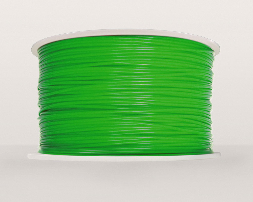 Dark Green PLA